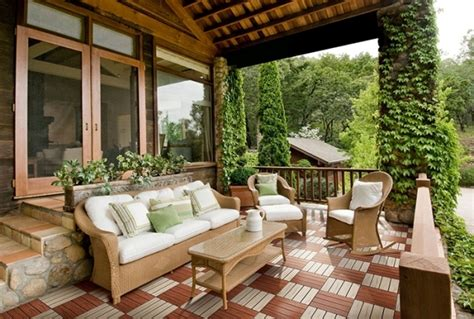 House Front Balcony Design by Select Wooden Tiles For The Balcony What Types Of Wood