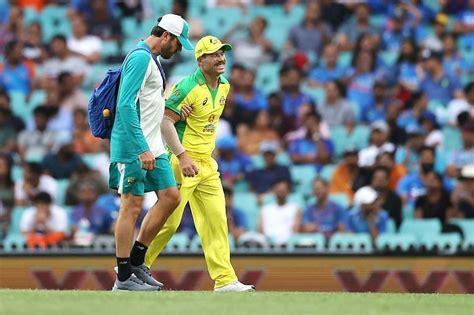 IND v AUS 2020: David Warner ruled out of 2nd Test against ...