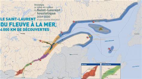 inscription chambre du commerce une stratégie pour valoriser le fleuve laurent