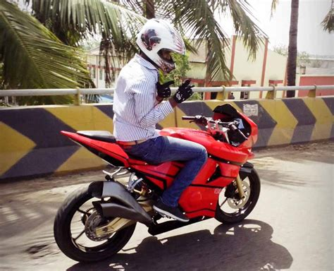 Modified Bikes Cbz by Honda Ms01 Automobile Designers Completely Handmade Design