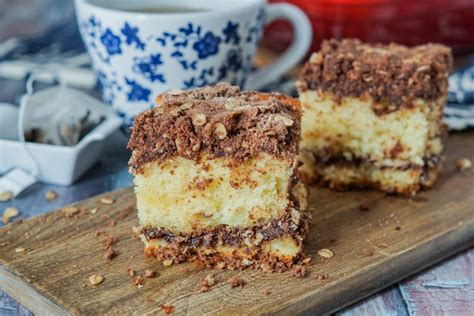 A list of the most popular scanned grocery products in the category of bakery > coffee cake. Nutella Coffee Cake #SecretRecipeClub - Tara's Multicultural Table