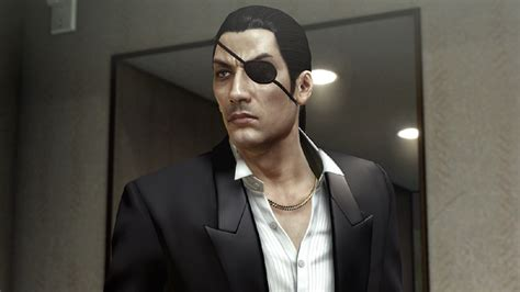 yakuza  screenshot eyepatch ps