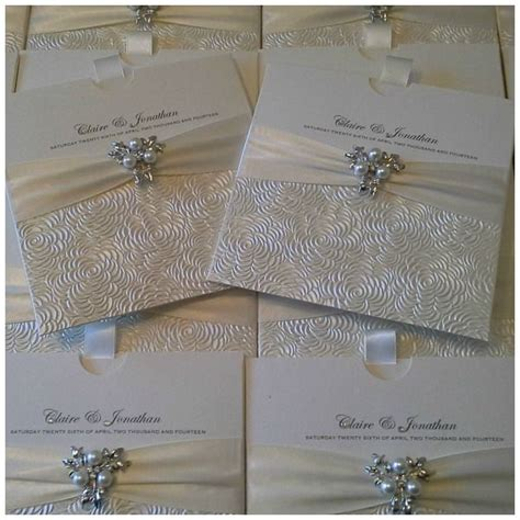 diamonds pearls crystal couture luxury wedding