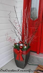 Weihnachtsdekoration Für Draussen : weihnachten im freien hausfrau and weihnachtsdekoration ~ Articles-book.com Haus und Dekorationen