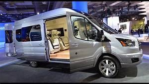 Minibus Ford : ford transit van minibus 15 passenger youtube ~ Gottalentnigeria.com Avis de Voitures