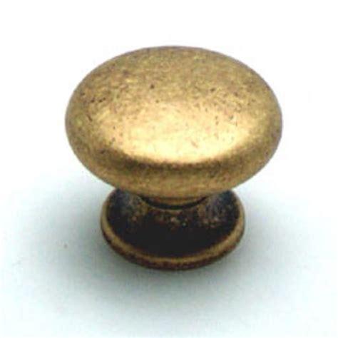 cabinet knob retro dull antique brass 2957 1dab c