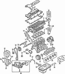 Engine Parts For 2008 Hyundai Tiburon