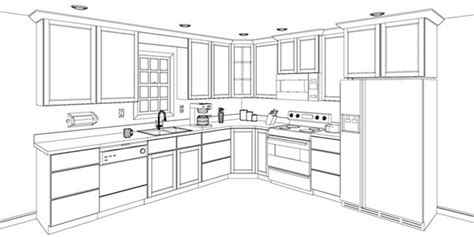 how do you measure for new kitchen cabinets asa provides 3d design to envision your kitchen asa