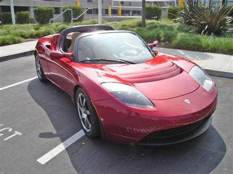 2008 Tesla Roadster  Information And Photos Zombiedrive