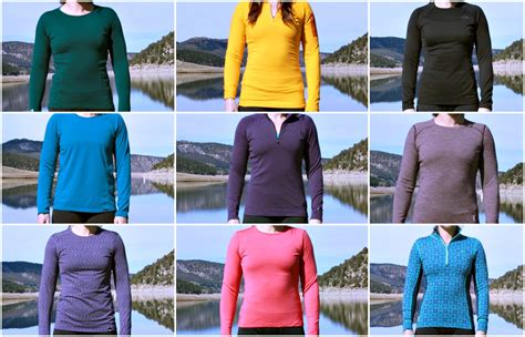 The Best Long Underwear And Base Layers For Women
