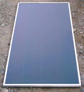 Pannello Fotovoltaico Silicio Amorfo usato in Italia ...