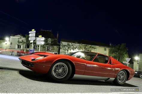 du jour lamborghini miura sport collection