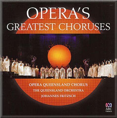 Opera's Greatest Choruses Abc 4763489 [as] Classical