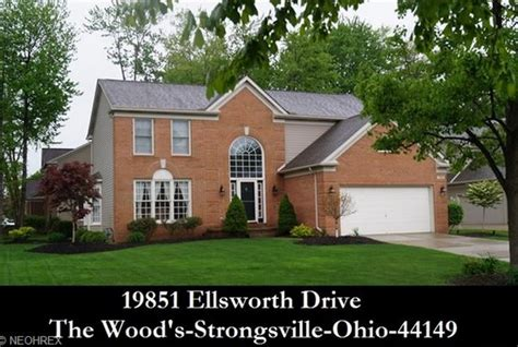 Homes For Sale In Strongsville Ohio by Cleveland Ohio Homes For Sale 19851 Ellsworth Dr