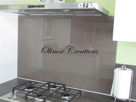credence de cuisine en verre cuisine professionnelle sur mesure plan de travail en inox pour restaurant