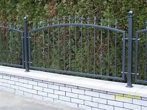 Gartenzäune Aus Metall Günstig : gartenzaun ~ Lizthompson.info Haus und Dekorationen