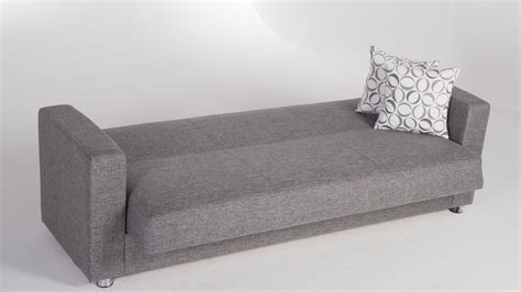 Index Sofa Bed by Tokyo Diego Gray Convertible Sofa Bed By Istikbal Furniture