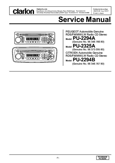 clarion radio schematics wiring diagrams image free