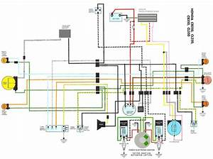 Modified Cl350 Wiring Diagram