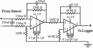 U2014schematic Diagram Of The Sensor Signal Conditioning