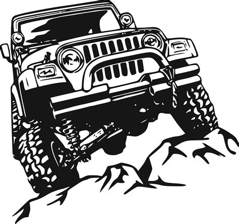 Offroad Sticker Free Vector cdr Download - 3axis.co