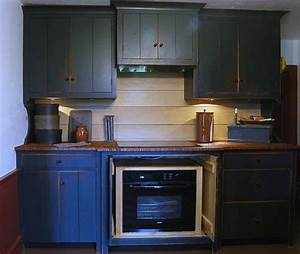 primitive kitchen cabinets home design With best brand of paint for kitchen cabinets with frank lloyd wright wall art