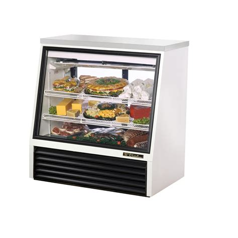 equipement cuisine tsid 48 2 single duty deli true food service
