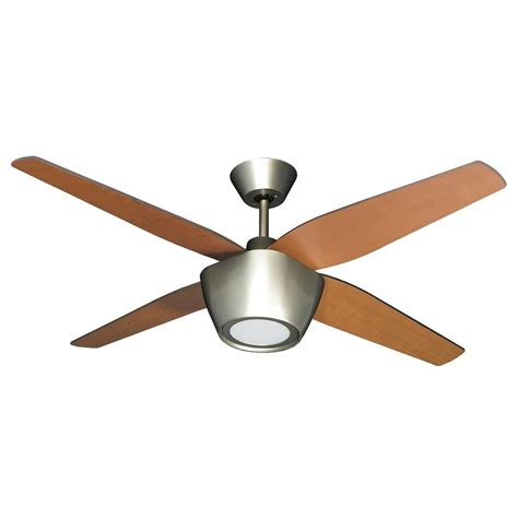 home depot ceiling fan blades home decorators collection reagan 52 quot led indoor brushed