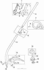 Mtd 41adz3cc799  316 794460  Parts Diagram For String Trimmer