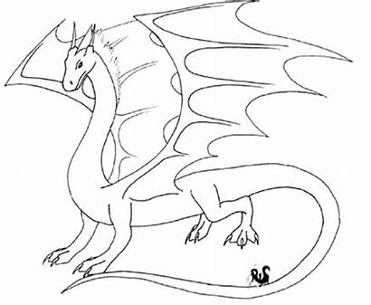 Dragon Coloring Flying Clipart Lego Dragons Personnages
