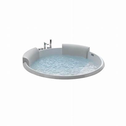Whirlpool Geromin Bolla Built Bath Jacuzzi