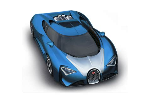 bugatti chiron teaser previews  hp roar