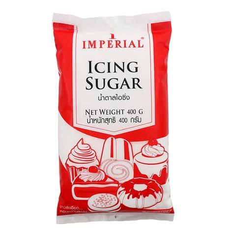 น้ำตาลไอซิ่ง imperial 800 กรัม - Bakeryland