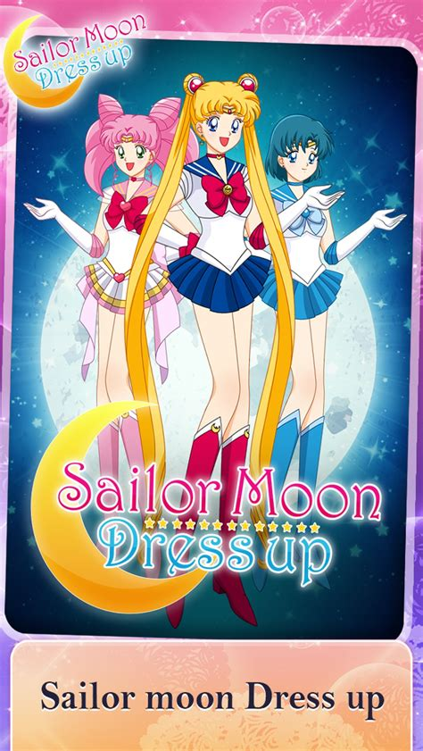 Sailormoon Dress Up Pretty Soldier Sailor Moon Dress Up Edition The Magical