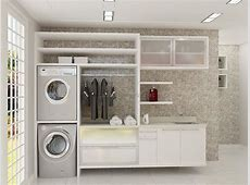 Laundry Room Storage Ideas — The Home Redesign