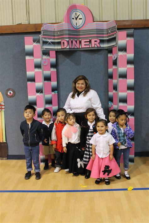 preschool  sock hop james  collins catholic school