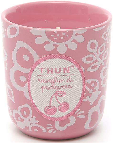 Thun Candela by Thun Candela In Vasetto Mini Quot Risveglio Di Primavera