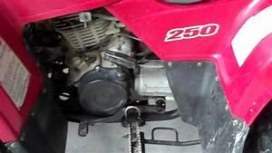 2003 Kawasaki Bayou 250cc Atv