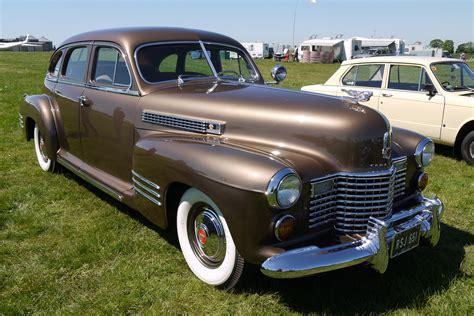 1942 Cadillac Series 63 Information And Photos Momentcar