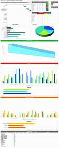 Ms Excel Gantt Chart Template 10 Project Management Using Excel Gantt Chart Template