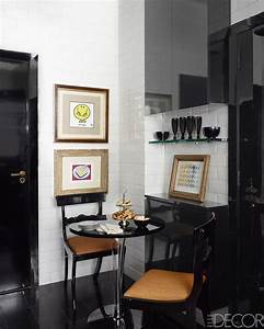 40 small kitchen design ideas decorating tiny kitchens for Small kitchen decor