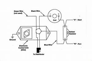 wiring diagram for electronic distributor With electronic ignition wiring diagram on aftermarket distributor wiring