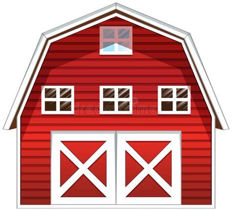 Barn Clipart by A Barn House Stock Illustration Illustration Of Farm