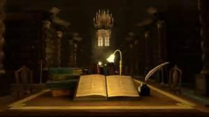Image - Hogwarts Library png Harry Potter Wiki FANDOM