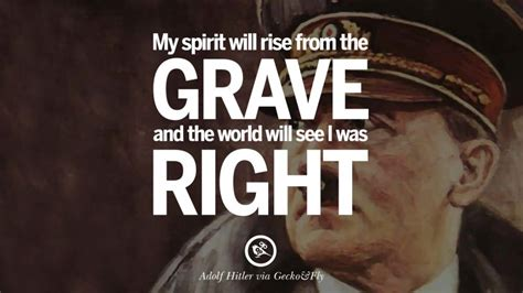 hitler adolf quotes lies war politics nationalism grave rise right spirit inspiring geckoandfly quote mein kampf success short