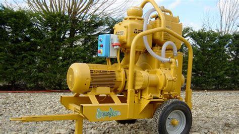 rabattement de nappes par pompage location vente entretien de pompes et installations de