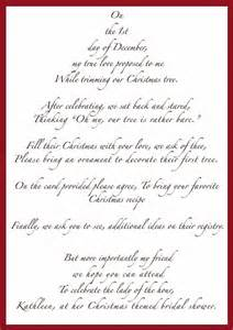 Bridal Shower Wishes For Bride by Wedding Shower Poems And Quotes Quotesgram