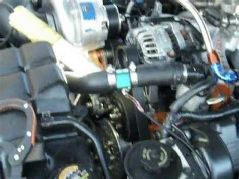 vortech supercharged 2000 mustang gt belt change