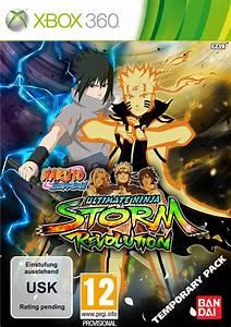 Naruto Shippuden Ultimate Ninja Storm Revolution Sur