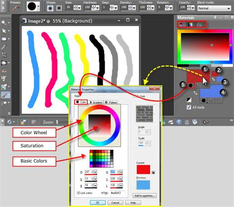 28 corel paint shop color replacer tool 100 how to